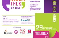 MELA TALK On Tour - Melanoma Italia Onlus