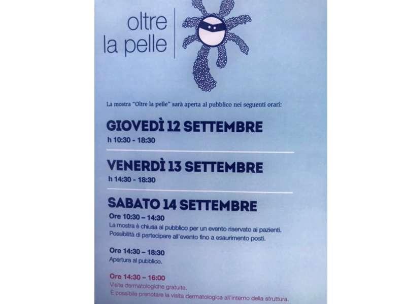 Oltre la Pelle - Melanoma Italia Onlus