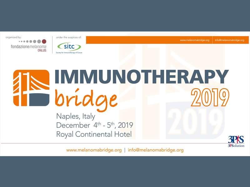 Immunotherapy Bridge 2019