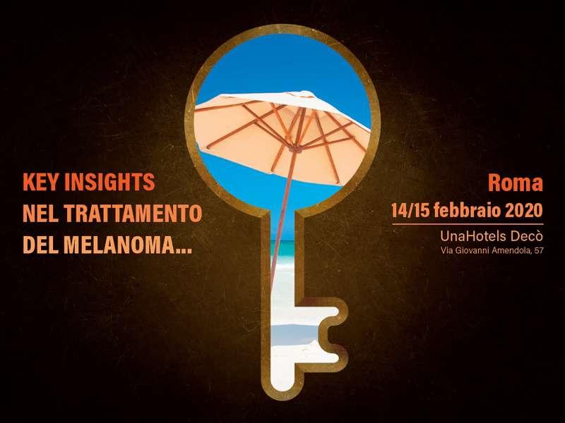 KEY INSIGHTS NEL TRATTAMENTO DEL MELANOMA